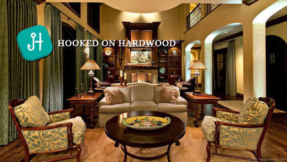 Hooked on Hardwood