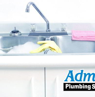 Admiral Plumbing Services Nice people, Super service! Call Today!